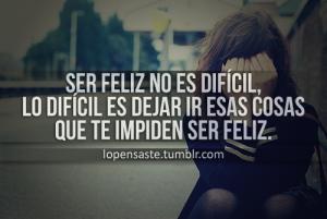 ser feliz 4