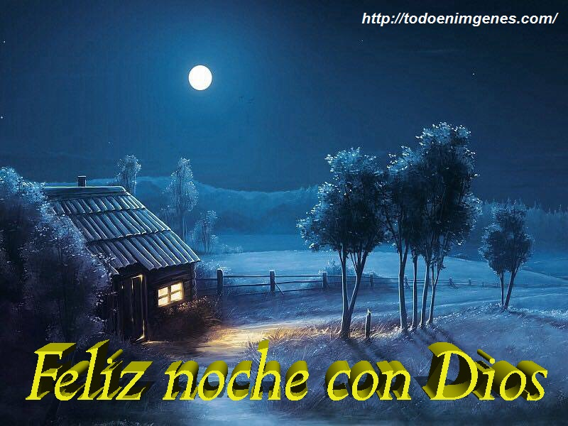te deseo una feliz noche