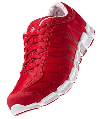Adidas 2016 Zapatillas rojo