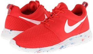 zapatos Nike rojos