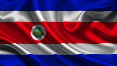 Bandera-de-Costa-Rica-