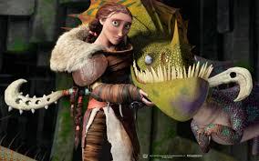 Cómo entrenar a tu dragón 2 -