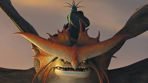 Cómo entrenar a tu dragón 5