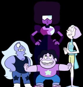 Crystal_Gems_ steven universe