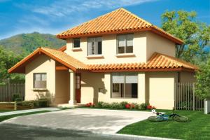 Imágenes - de - casas lindo diseño de casas con todo y jardin