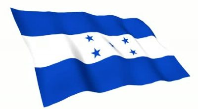 La-bandera-de Honduras  2