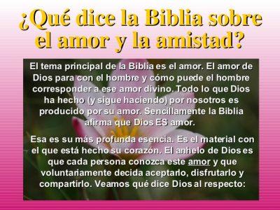Imágenes cristianas con citas biblicas de amor y amistad para compartir
