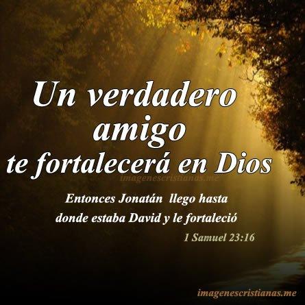 Imágenes Cristianas Con Citas Biblicas De Amor Y Amistad
