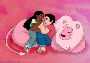 connie_and_steven_contest_entry_by_inkdrawndreamer-d7p2pzy