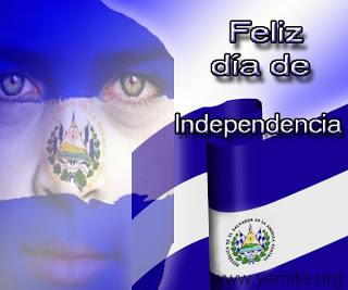feliz dia de la independencia - 15 de septiembre - el salvador 11