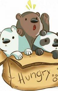 imágenes de escandalosos los osos cuando estaba pequeños