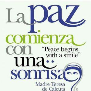 la paz teresA