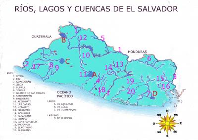 mapa-del-salvador-con-sus-lagos