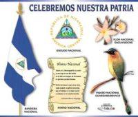 Imágenes de los símbolos patrios de Nicaragua