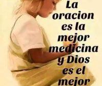 Imágenes de La oración es la mejor medicina para el alma