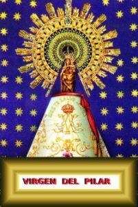 Imágenes De Feliz Día De La Virgen Del Pilar