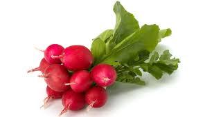 El rábano es otro de los remedios para curar la sinusitis