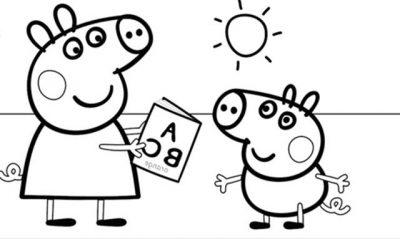 Dibujos-de-Peppa-pig-para-colorear-2