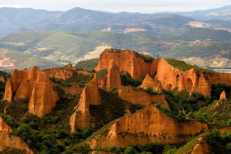 12 paisajes de españa