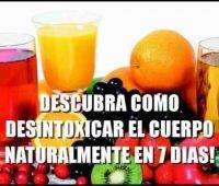 Medicina natural para desintoxicar tu cuerpo