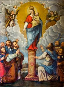 Virgen Pilar Tarazona