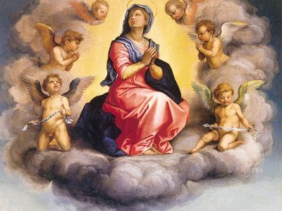 Virgen de la Asuncion oracion ayuda