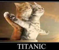 Imágenes chistosas del titanic