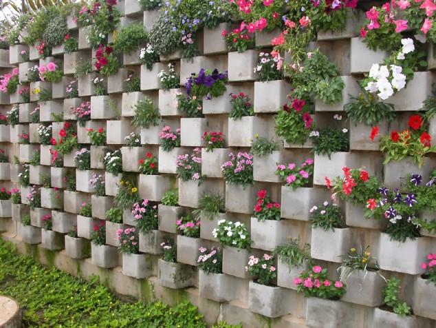 decoraciones-del-jardin-con-bloques-de-cemento-15