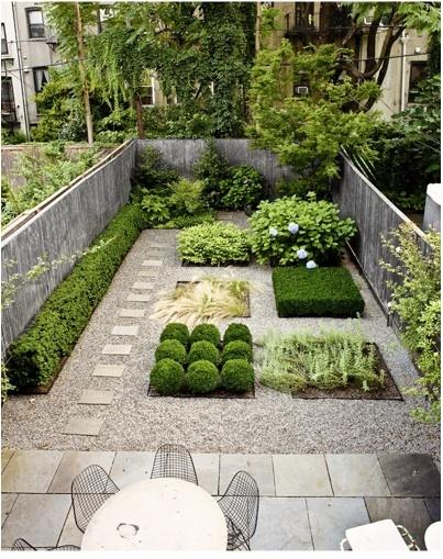decoraciones-del-jardin-con-bloques-de-cemento-7