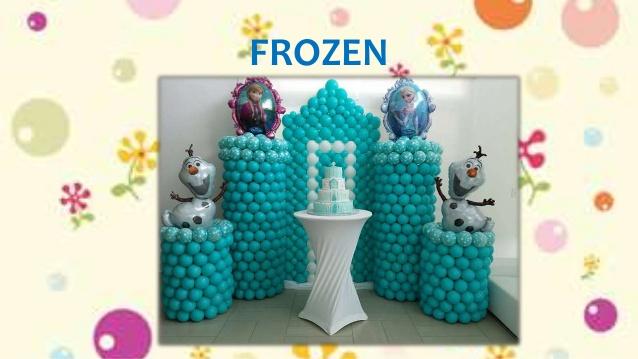 decoraciones-con-globos-de-frozen-7