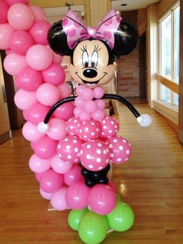 decoraciones-con-globos-de-minnie-2