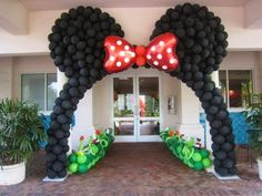 decoraciones-con-globos-de-minnie-5
