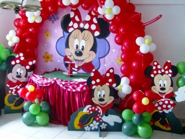 decoraciones-con-globos-de-minnie-7