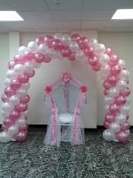 Imagenes de decoraciones con globos para 15 a os for Decoracion de 15 anos con globos