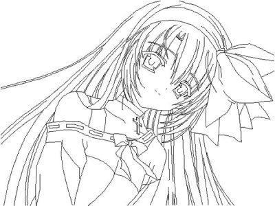 dibujos-anime-para-pintar