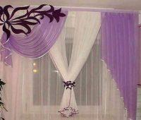 Imágenes de estilos de cortinas para la sala