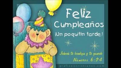 feliz cumpleaños atrasado 1
