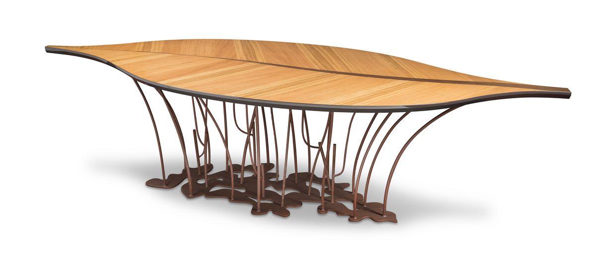 mesas-en-forma-de-hoja
