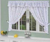 Imágenes de estilos de cortinas par la cocina