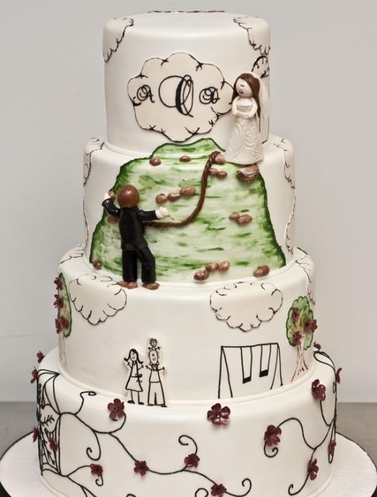 pastel-para-boda-con-adornos-1