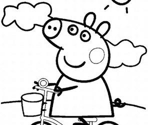peppa-en-bicicleta