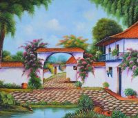 Imágenes de pinturas artesanales