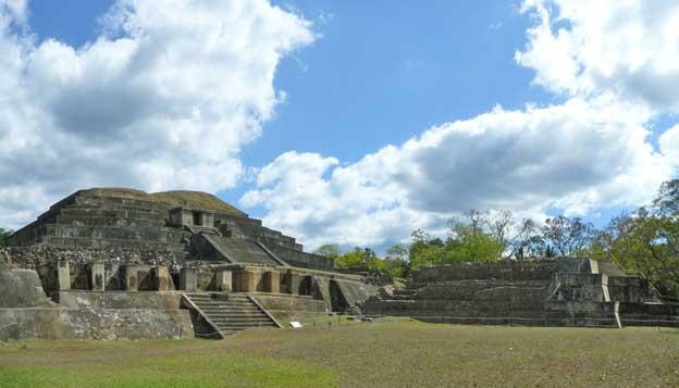 Tazumal turismo-en-el-salvador