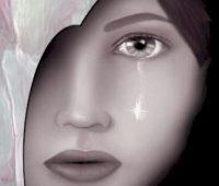 Imágenes de mujeres tristes