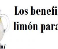 Imágenes de Los beneficios del limón para la diabetes