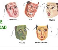 Imágenes de las 7 caras de la neurosis