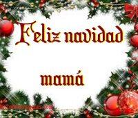 Imágenes de feliz navidad mamá
