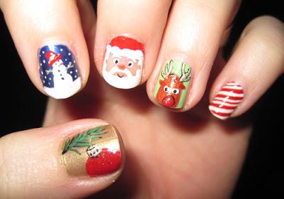 imagenes-de-decoraciones-navidenas-para-unas2