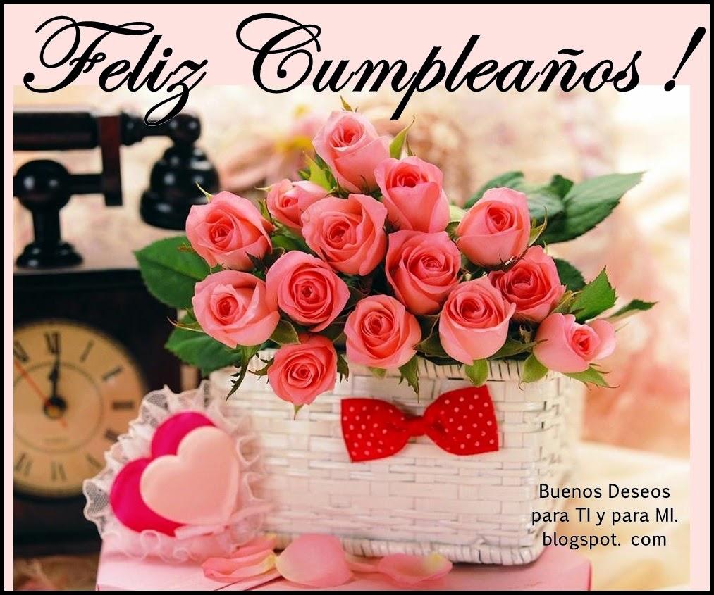 Imagenes De Feliz Cumpleanos Hermana Con Flores Descargar Imagenes