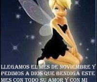 Imágenes que digan que Dios bendiga este mes de noviembre